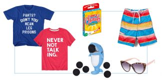 Cute graphic tee shirts, swimwear & activewear —some kids' clothes (& family activities) are fun to shop. Zulily brings the sale to us. #addtocart —It's GOOD.