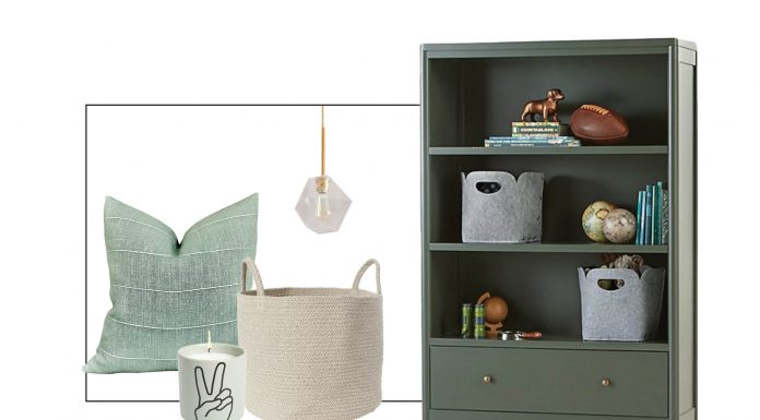 From a distance, we're eyeing all things home decor in sage green. Stocking up & hunkering down + a little shopping at west elm, Lulu & Georgia, & Etsy.