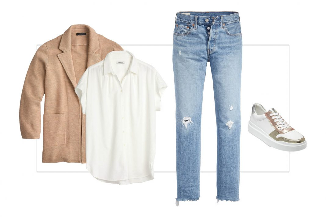 Even our kids are on Zoom calls now — & for those of us lucky enough, we need comfy work from home outfits for that video meeting life — 6 ideas, inside.