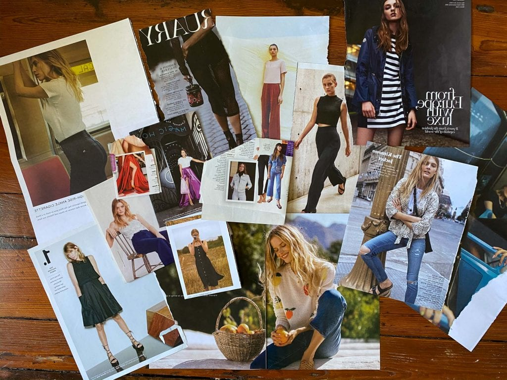 For purchasing clothes, decreasing buyer's remorse & staying true to you, defining personal style & making an inspiration board are key. Our 5 steps, here.