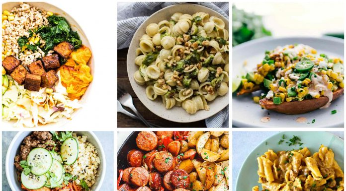 Comfort food recipes? We've got 10. Plus a quaranine shopping list for planning. These pantry staples will stretch b/n grocery trips & orders. Easy. Quick. Delish.
