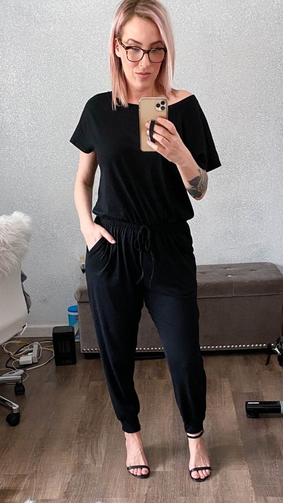 We're mastering the comfy outfits search. For affordable options, Amazon has cute loungewear. 1-&-done options for our stay-at-home wardrobe? Nailed it.