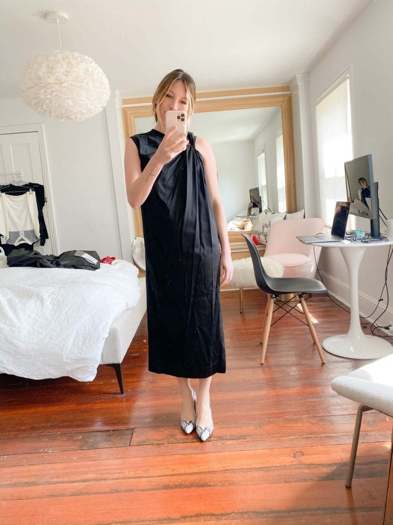 Bela, the small-batch designer of Philly-based NINOBrand, is on fire. If you're into shopping local & sustainable fashion...THIS wildly unique & fabulous style.