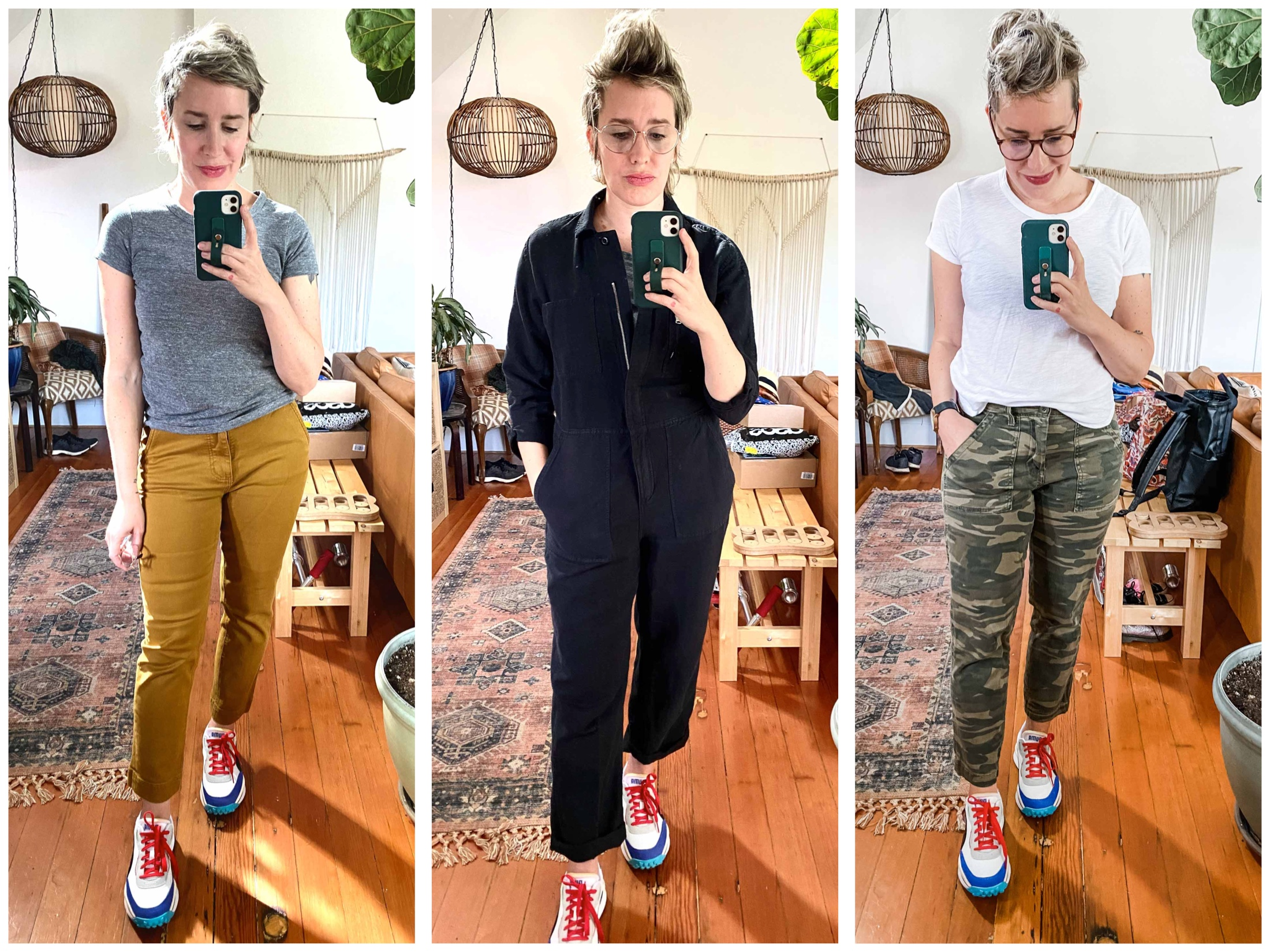 Outfit Ideas For Colorful Tennis Shoes