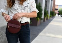 Belt bags may be just the purse we need for outings. Shopping for those on sale + sandals, summery tops & denim. Anthro, Free People, LOFT & more, inside.