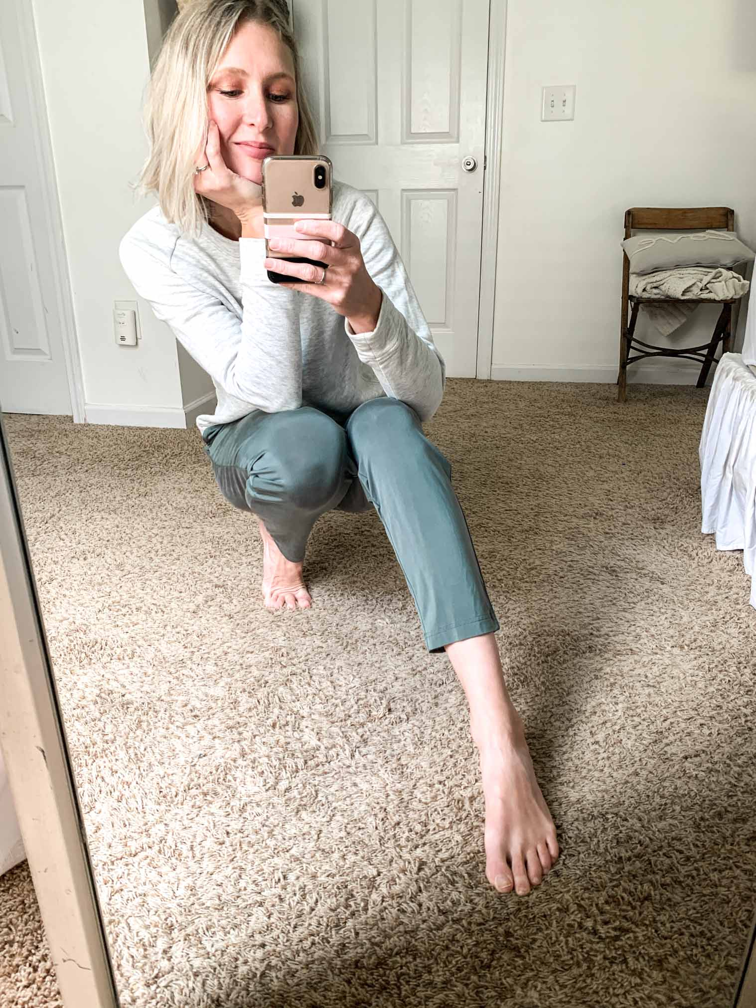 Athleta linen joggers, Adidas Superstar Track Pants, Gap Utility Joggers...we've got 10 pairs of cute, comfy joggers for tall women — reviewed right here.