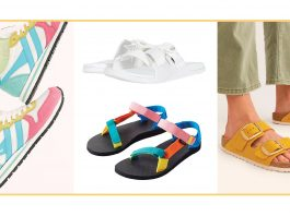 Sporty summer shoes are on the mind -- cool sneakers & cute, comfy sandals that aren't precious & have a street style vibe. Birkenstocks, Converse, Vans...