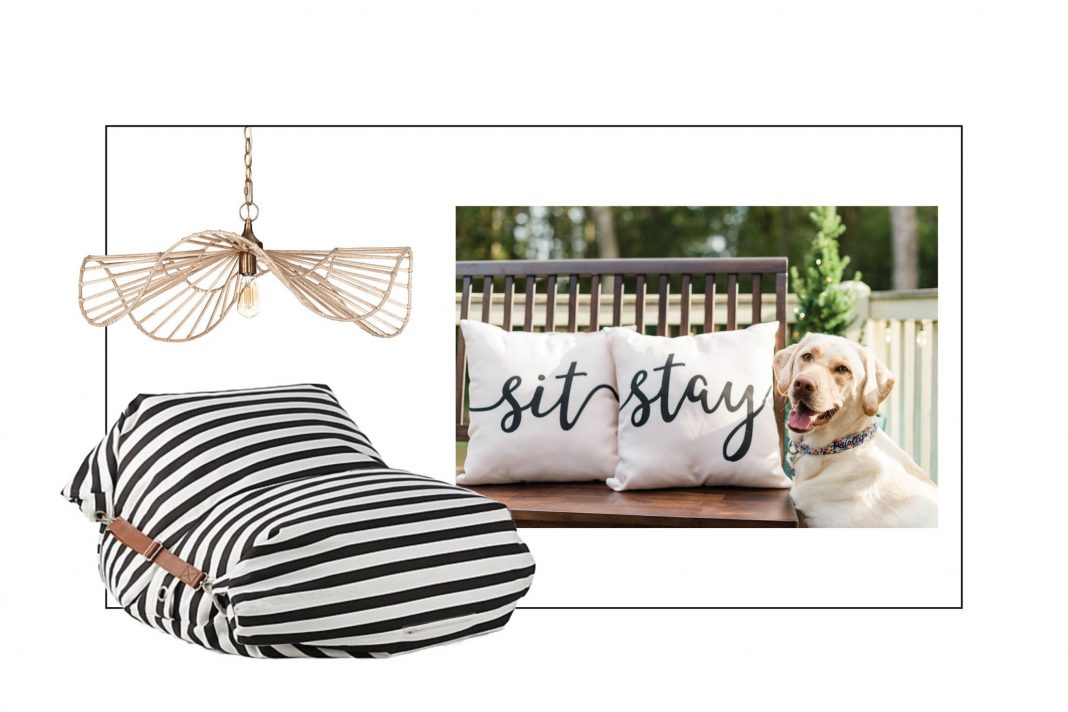 Weekly favorite finds (neutrals, texture & pattern for cozy at home) + ALL our Memorial Day Sales favorites (hey, Parachute sheet!) & outdoor patio decor.