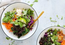 We've been touting bowl-friendly recipes, so we rounded up gorg bowls in which to serve such meals. We have pasta bowls, for all budgets & outdoor dining.