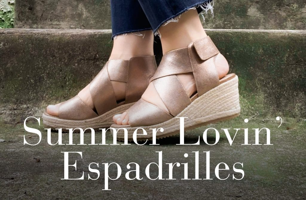 Marshmallowy Soffts, supportive Gentle Souls, cushy Cloudfeels, sporty EILEEN FISHERS & cute FitFlops...Our guide to stylish comfort shoes & sandals is here!