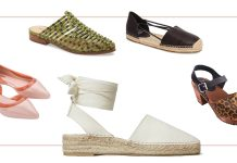 No pedicure? No problem. We're shopping espadrilles, flats, clogs, mules & sporty sandals for this summer's cutest closed-toe shoes. Let's shop.