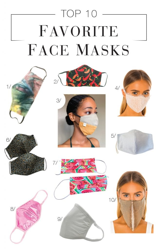 We're shopping reusable cloth face masks — sustainable, local, handmade & from Black-owned businesses. Tie-dye, animal print & other hot patterns...