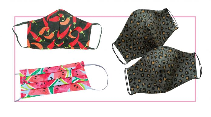 We're shopping reusable cloth face masks —sustainable, local, handmade & from Black-owned businesses. Tie-dye, animal print & other hot patterns...