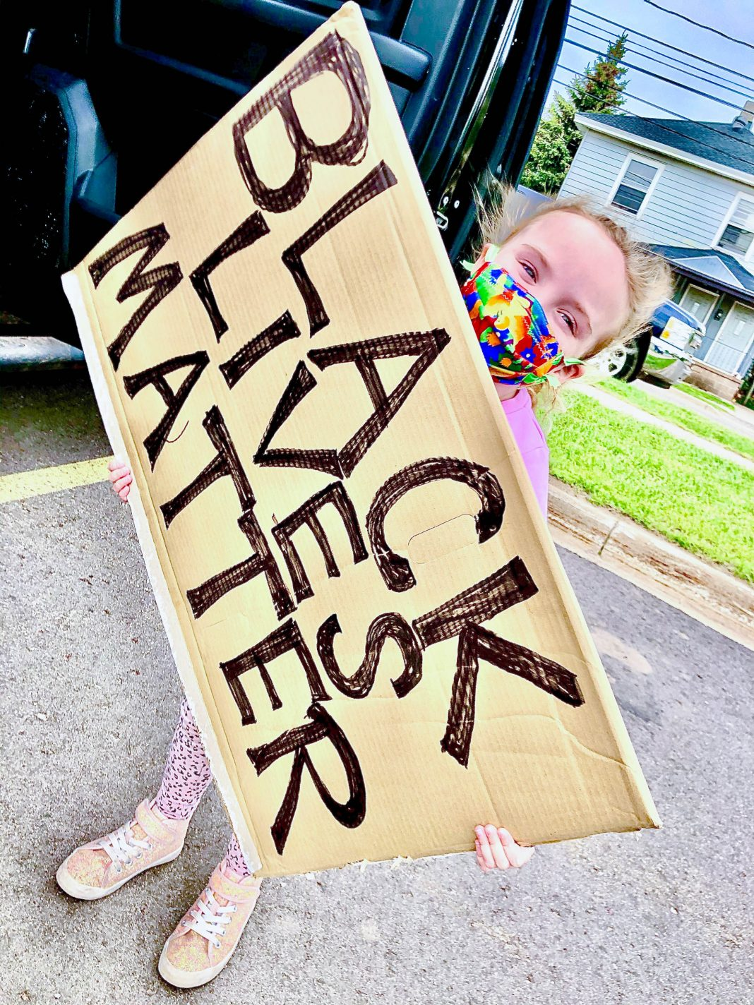 If color-blindness isn't the goal--& it's decidedly not--how do we raise anti-racist white kids in a town not known for its diversity, but for its homogeneity?