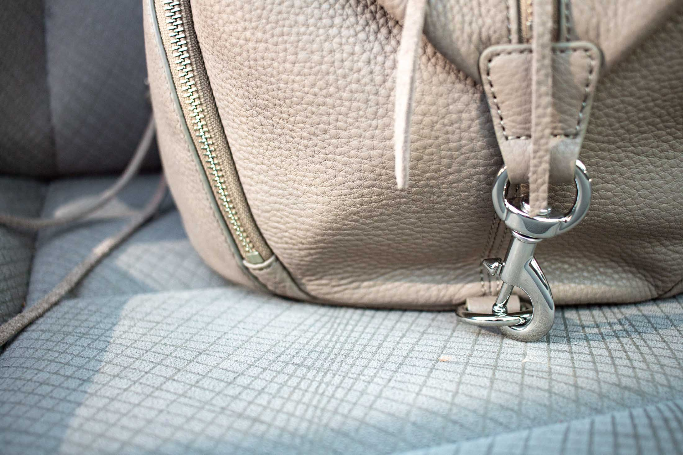 Is the Rebecca Minkoff Julian Backpack worth the price? It is the bag for moms (& anyone else who likes to carry stuff, really). Our editors weigh in...