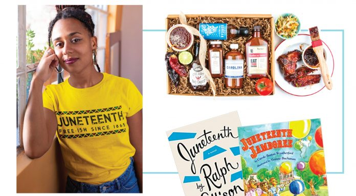 Just getting caught up on Juneteenth? Join us. We're learning & figuring out how to celebrate (w/ physical distance), practice allyship & do the work. Start here.