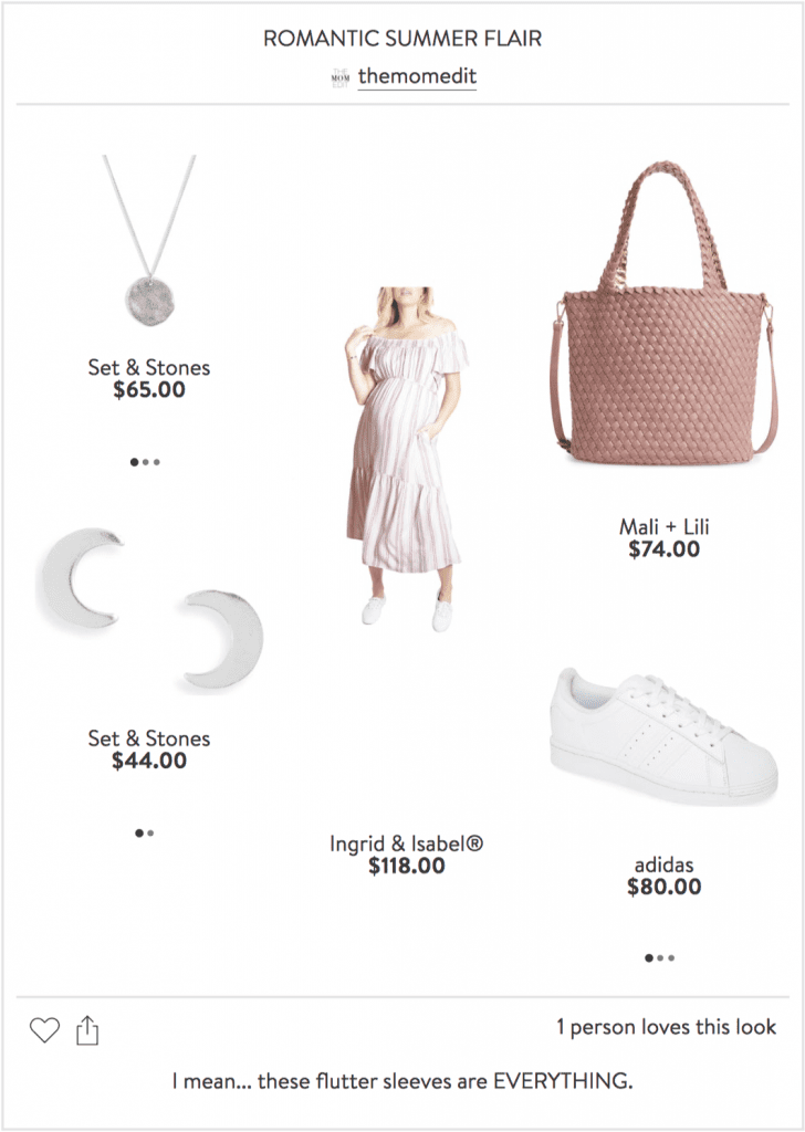 From swing dresses to slip dresses & shifts, we've got maternity outfit ideas for all summer long. Think of this as your must-have, mama-to-be capsule wardrobe.