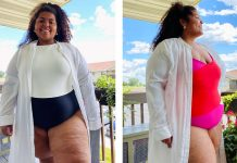 Vibrant colors, fun patterns & amazing sustainable fabric! We're excited to try Summersalt plus-size swimsuits (& a cover-up) in cool new styles. Join us!
