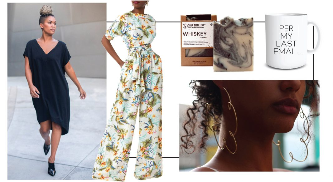 As promised, a shopping resource guide for The Mom Edit, part of our commitment to featuring black-owned businesses. Our top fashion & beauty picks, here.
