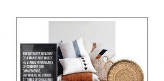 Bohemian(ish) favorite finds, Black business owner & designer Justina Blakeley + fantastic home decor sales: sustainable, handcrafted, plant-based & eco-friendly.