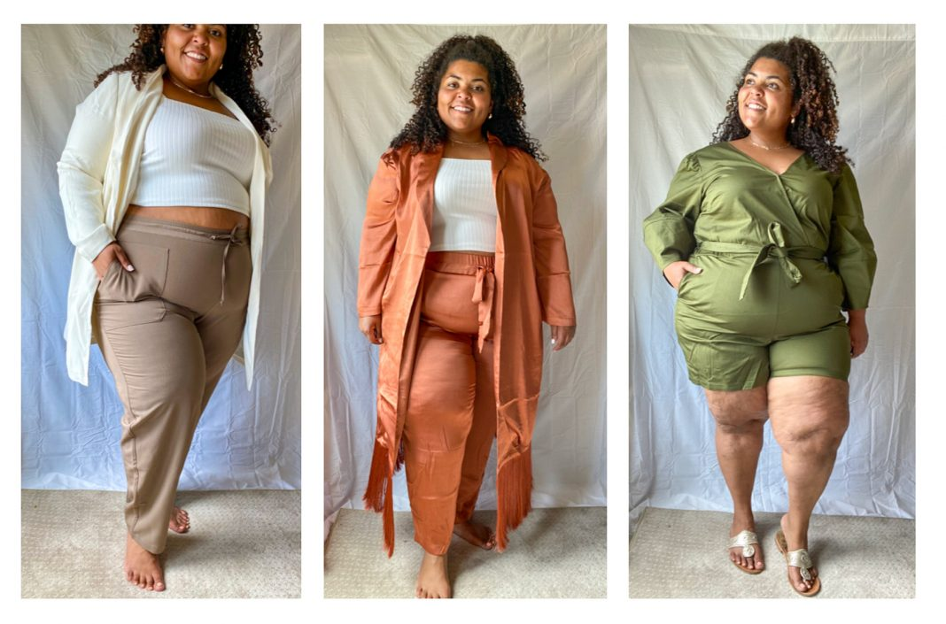 We're shopping at Eloquii & we're obsessed! Eloquii is a totally underrated plus-size clothing brand -- but boy, is it a hidden gem. Elevated loungewear & cute basics. YES.