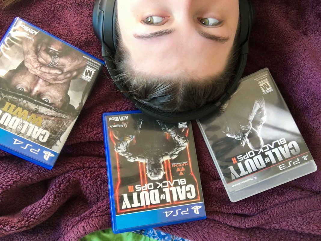 Should your kids play Call Of Duty (or other video games with violence or a mature rating)? We've got the long (& short) answers from a pro.