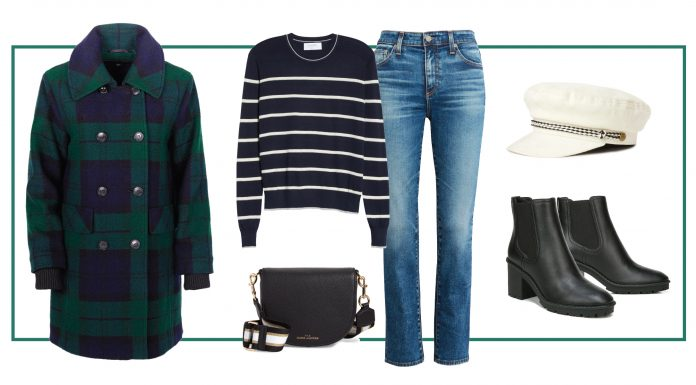 A Theory trench coat, Levi's ribcage jeans & Vince cashmere sweaters — the Nordstrom Anniversary Sale is on! Shop with us!