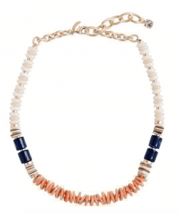 Colorful, gold or silver necklaces & chokers are the perfect accessories to perk up our summer outfits — a playful vibe, instead of precious. Our top 12, here.