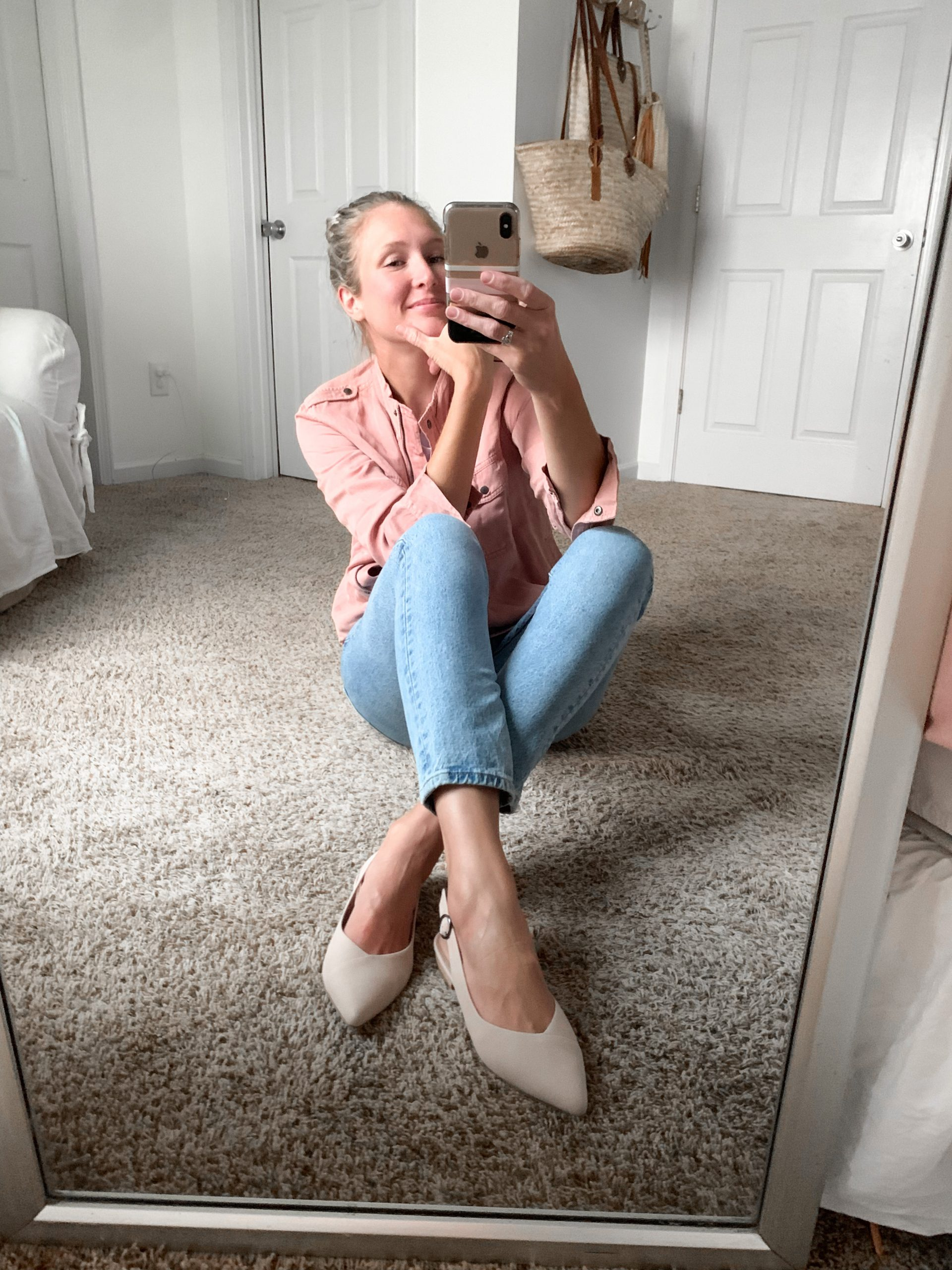 Satin joggers, Topshop Dad Jeans + Vince sweaters — we are here for it. Tall women's fashion in the Nordstrom Anniversary Sale -- is GOOD.