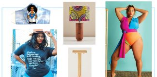 It's our monthly roundup of our favorite black-owned businesses & products — fashion, home & beauty (+ gorg jewelry, too). Here's what we're shopping.