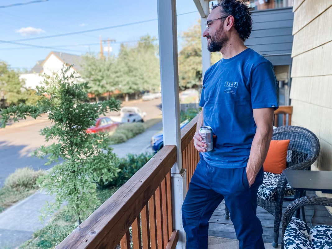 Olukai shoes, Gramicci pants, Van shirts....The Nordstrom Anniversary Sale makes finding comfy work-from-home outfits for men so EASY.