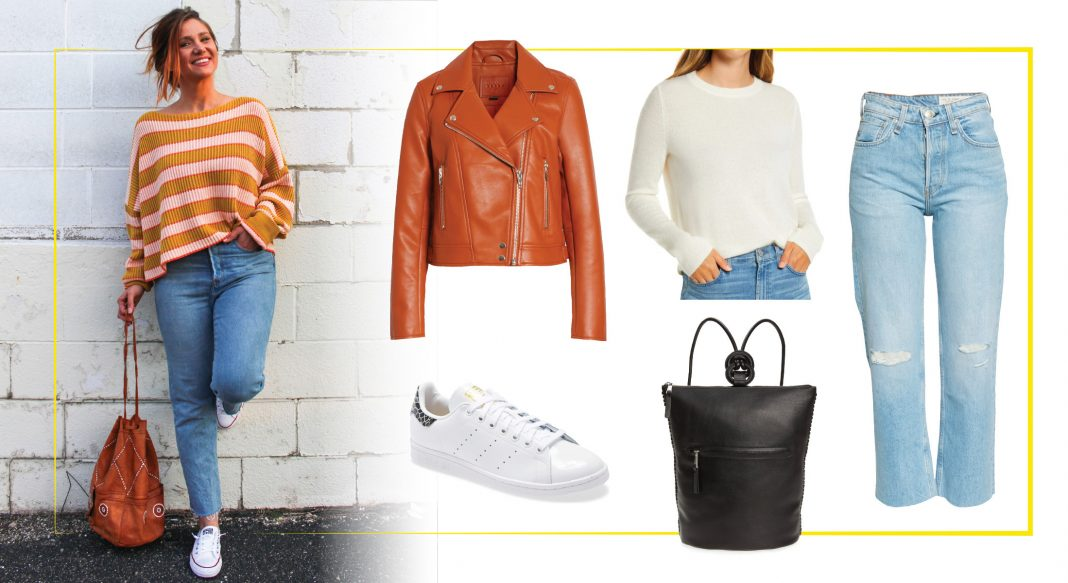 Nordstrom Anniversary Sale is a recipe for the perfect haul: a sprinkle of Free People, dash of AlllSaints, smidge of [BLANKNYC], obvi Levi's jeans & SHOES!