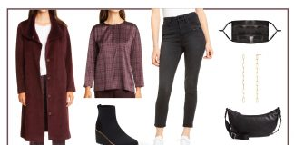 The Nordstrom Anniversary Sale is a fire for snagging major EILEEN FISHER deals. From face masks to coats & booties, we've got 5 cute outfits.