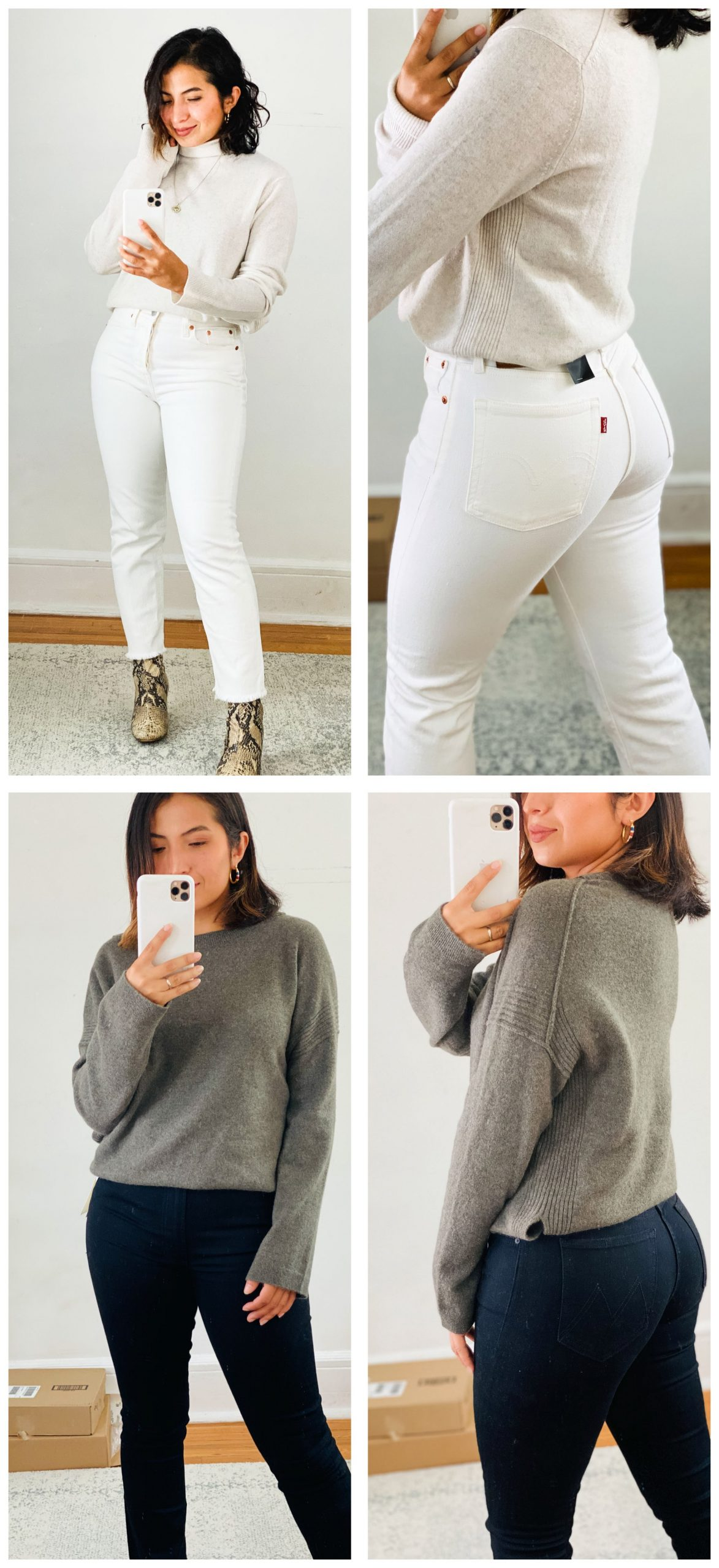 This Vince sweater is 1 of the best in the Nordstrom Sale -- as is the oversized AllSaints Tara. A few styling tips to make it worth the cost.