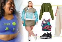 Nike, Adidas, Zella, Champion, Sweaty Betty....The Nordstrom Anniversary Sale has it goin' on when it comes to athleisure — in plus size, too!