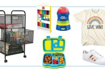 Back-to-school & fall signal our dire need for orderly work stations, fun school supplies & easy household routines. Zulily's deals get us there.