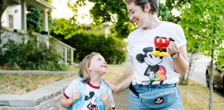 For a li'l back-to-school/remote learning fun, we're heading to shopDisney for Mickey & Minnie inspo. Think art supplies & stay-at-home fun.