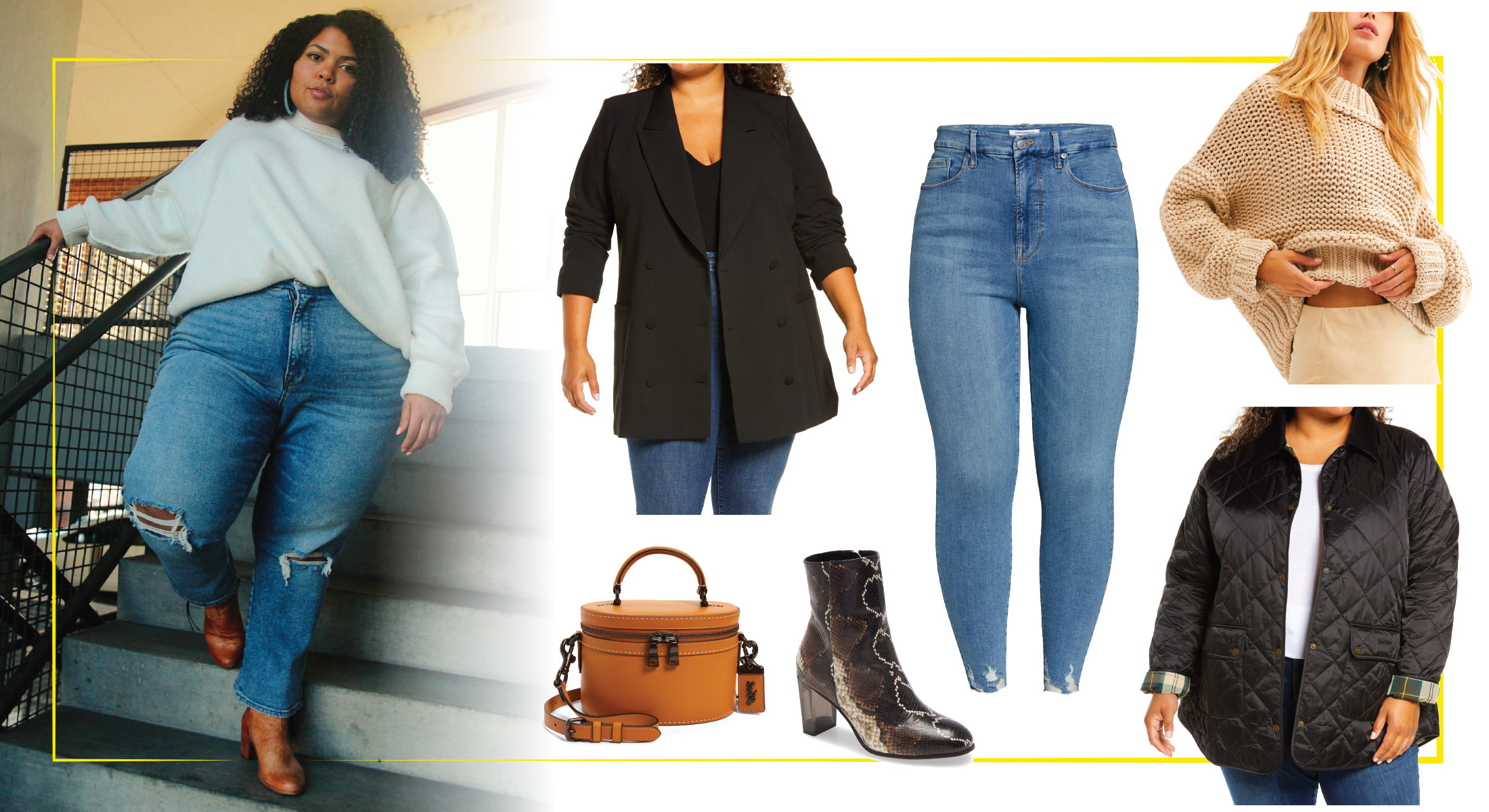 Best Nordstrom Anniversary Sale Picks: A Casual Plus Size