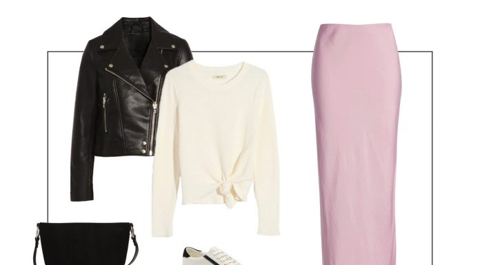 Shopping the Nordstrom Anniversary Sale calls for cute outfit pieces under $100. We rounded 'em up into looks we love for fall --shoes & toppers included.