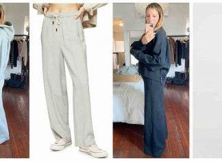 It's the Nordstrom Anniversary Sale & the Nike Sportswear Palazzo pants (aka wide-leg sweatpants) are the star of the show. Which color, though?