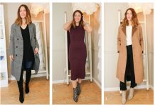 The Nordstrom Anniversary Sale is killing it for fall outfit staples: a flattering midi dress, OTK boots, cropped jeans & plaid coats for starters.