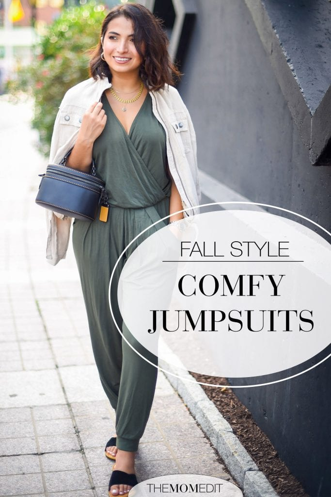Soft, comfortable jumpsuits are on point for staying home or dressing up. We found 2 -- for petites & plus-size in the perfect neutral color.