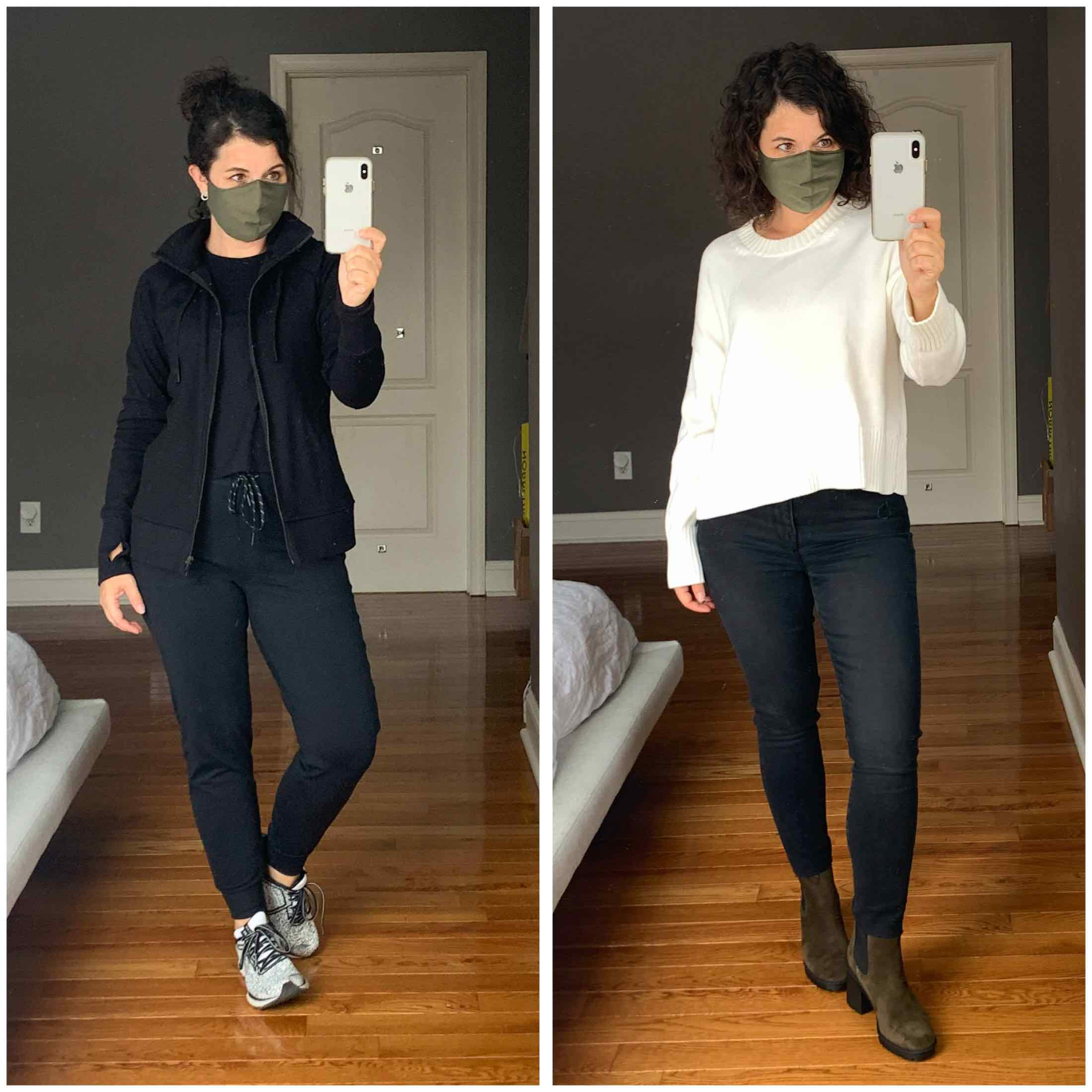 The best mask? We think: cute, comfortable & breathable. Athleta, Outdoor Research, Reformation...a review of 10 face coverings we tried.