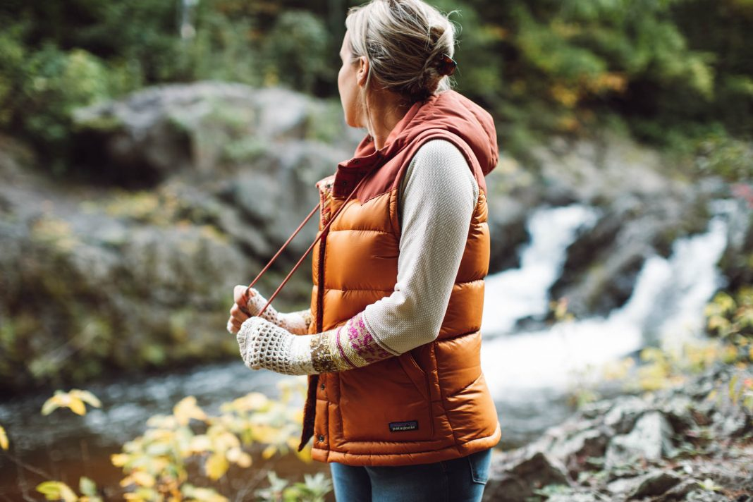 Best fall trend? Going outside. We're hitting hiking trails w/ waterfalls for some mental relief. Backcountry's fashion & gear makes it easy.