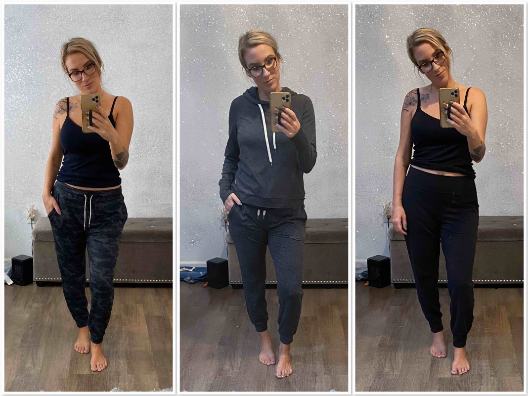 Seeking the best joggers for women? Lululemon Align joggers & Vuori Performance joggers are 2 top contenders -- see our review for deets!
