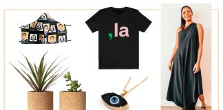 Supporting Black-owned businesses & small shops w/ a li'l monthly love. Jewelry, face masks & cute home goods are in our style edit.