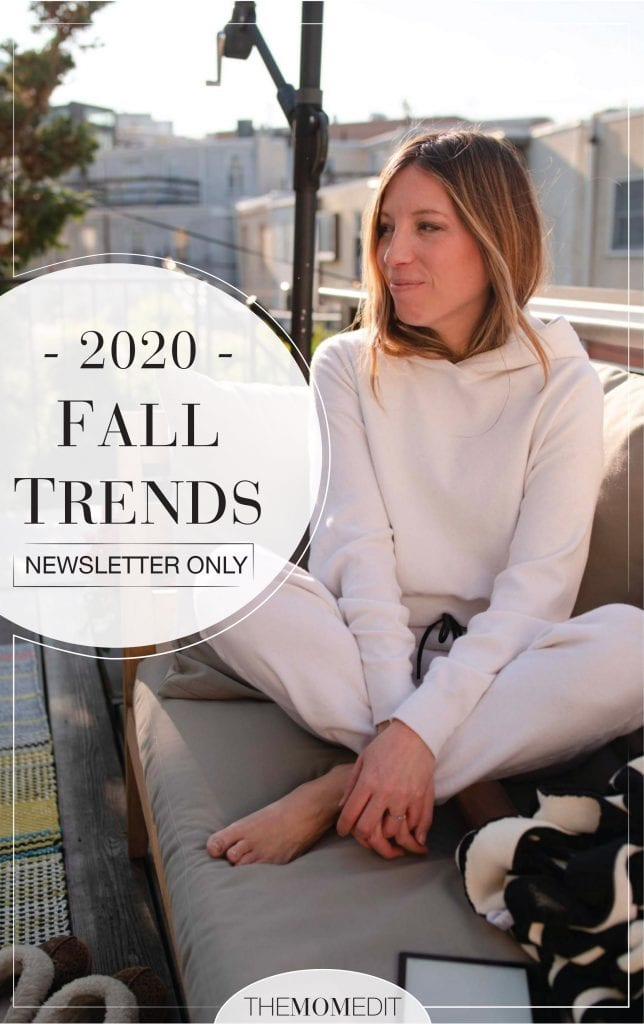 2020 fall fashion trends? House dresses, face masks, sweatsuits...Our 2020 Fall Trends guide focuses on outfits we really want to wear, not just what's trendy.