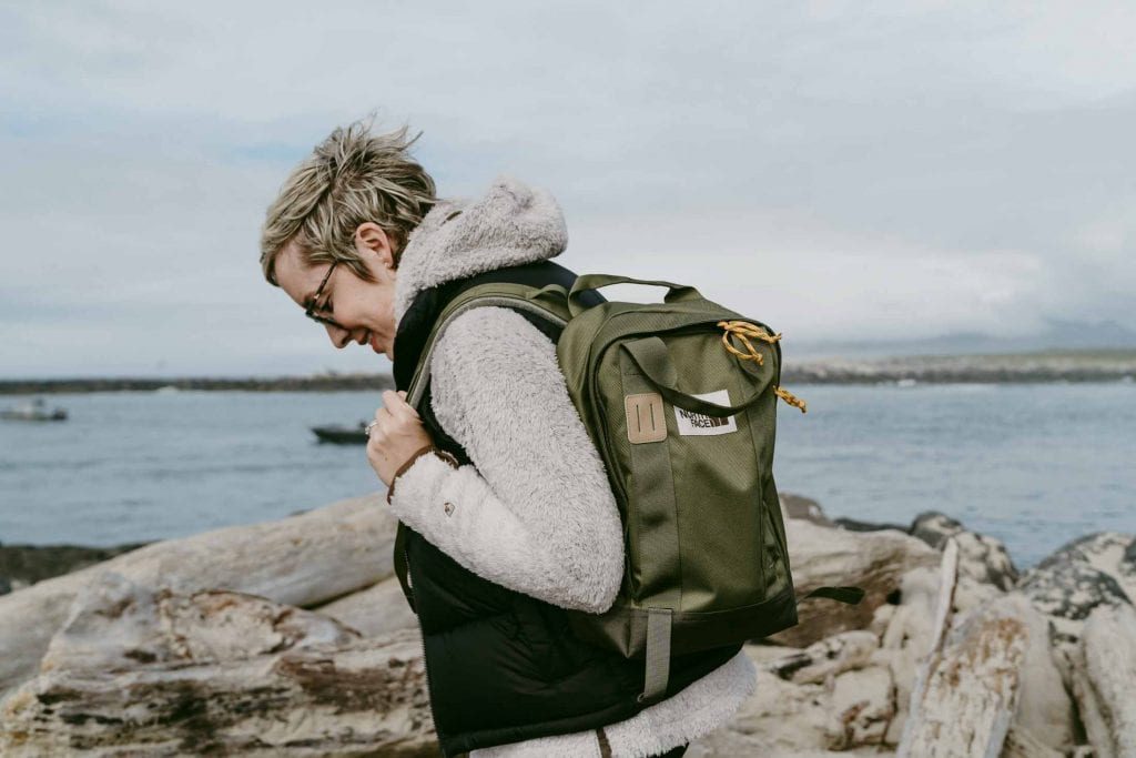 We're getting cozy w/ outfit layers & Backcountry has The North Face, Marmot & other activewear brands perfect for all the outdoor activities.