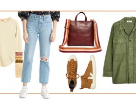 From Lumberjack & hipster vibes to black jeans or a vintage twist, we've got 5 cute outfits for farm visits, apple picking & the pumpkin patch. Let's go.