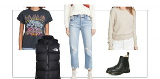 Doc Martens, a Rebecca Minkoff Julian backpack & cashmere sweaters...we're shopping the ultimate casual capsule wardrobe — at Shopbop.